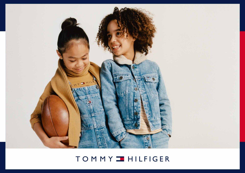Tommy Hilfiger Herbstkollektion für Kinder