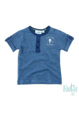 T-Shirt Cool Dude Blau 56