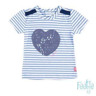 T-Shirt Blau 56