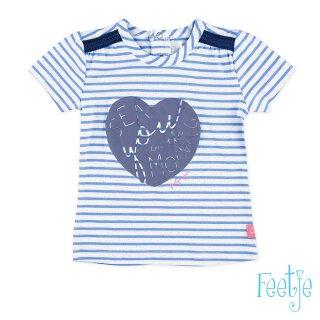 T-Shirt Blau 74