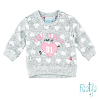 Sweatshirt Love League Grau 62