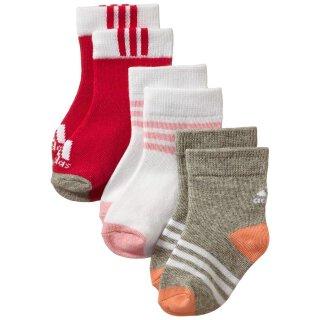 Socken 3er Pack Mehrfarbig 39/42
