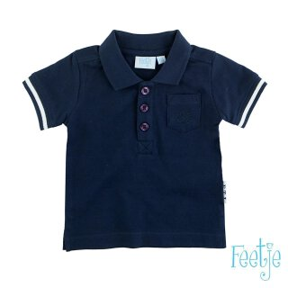 Poloshirt Blau 68