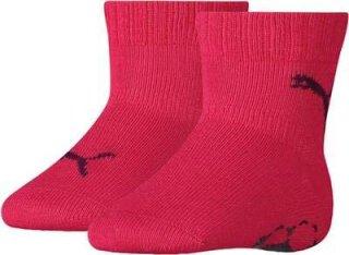 Socken Anti-Slip 2er Pack Pink 23/26