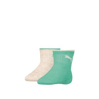 Socken Anti-Slip 2er Pack Mehrfarbig 15/18