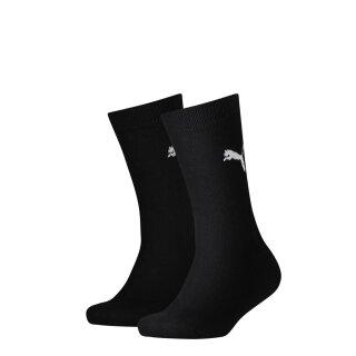 Socken 2er Pack Schwarz 23/26