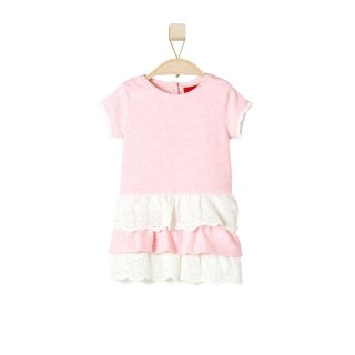 Spitzen Sommerkleid Rosa 68