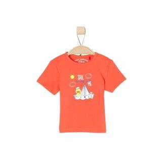 T-Shirt Sail Orange 50/56