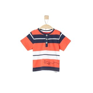 T-Shirt Rot 62