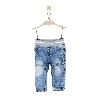 Jeanshose Blau 74