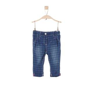 Jeanshose Blau 68