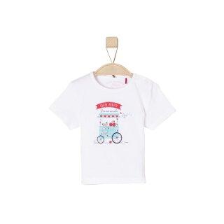 T-Shirt Cutie Fruity Weiß 50/56