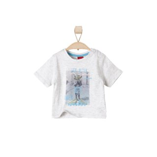 T-Shirt Grau 68