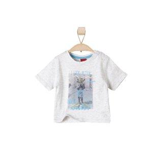 T-Shirt Grau 74