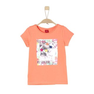T-Shirt You are my sunshine Orange 116/122