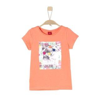 T-Shirt You are my sunshine Orange 140
