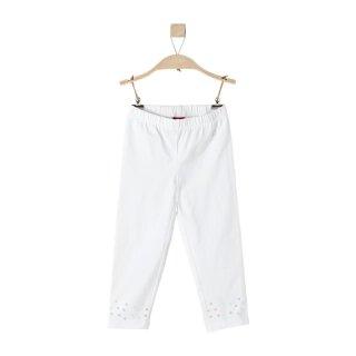 Leggings Weiß 128