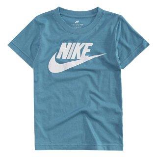 T-Shirt Logo Blau 104/110