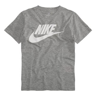 T-Shirt Logo Grau 104/110