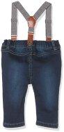 Jeans mit Hosenträgern