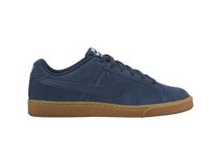 WMNS Nike Court Royale Suede Blau 44
