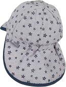Schirmmütze mit Nackenschutz
