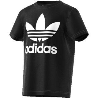 TRF T-Shirt mit Logo Schwarz 128