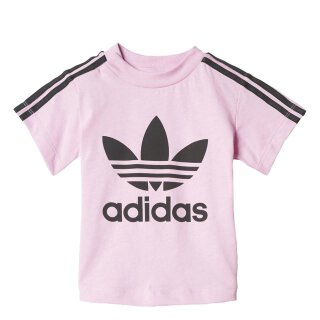 T-Shirt 3 Streifen Lila 62