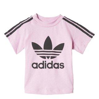 T-Shirt 3 Streifen Lila 74