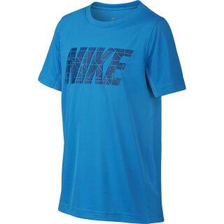 T-Shirt Blau 128/137