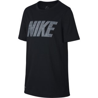 T-Shirt Schwarz 122/128