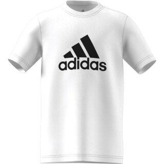 T-Shirt Classic Logo Weiß 128