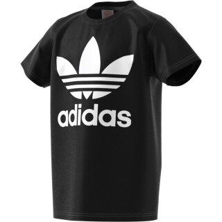 T-Shirt mit Logo Schwarz 128