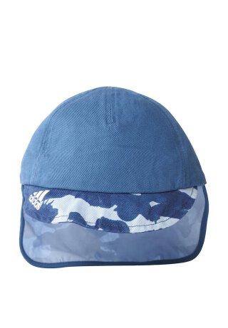 Mütze Blau 44