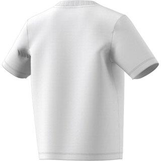 T-Shirt mit Zoo-Motiv Weiß 122