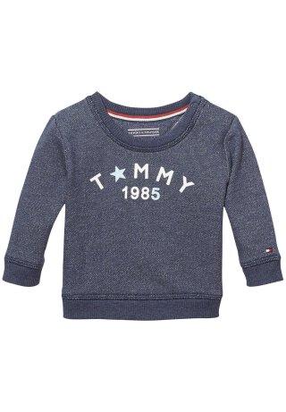 Sweatshirt Tommy Blau 74