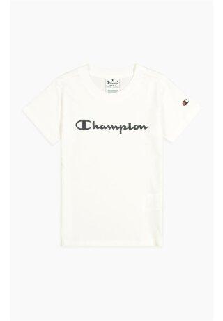T-Shirt mit Logo Schriftzug