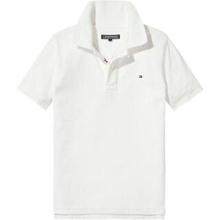 Poloshirt kurzarm Weiß 110