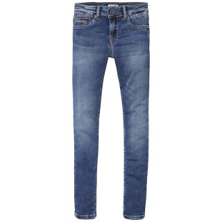 Skinny Jeans Blau 104