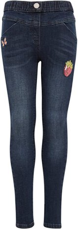 Cool Denim with details Blau 104
