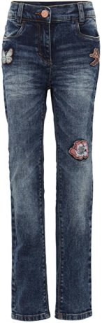 Authentic cool Denim Blau 110