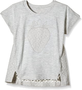 Sweet lace mix Tee