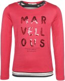 2in1 longsleeve with wording Pink 104/110
