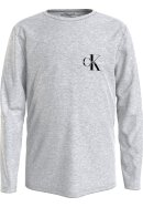 Chest Monogram Langarmshirt