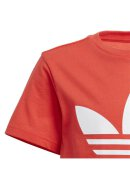 T-Shirt mit Logo Rot 152