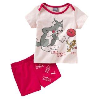 Tom&Jerry Sommer Set Pink 68