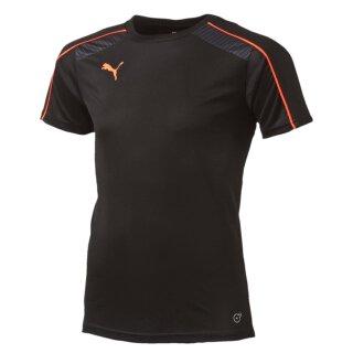 T-Shirt Schwarz 104
